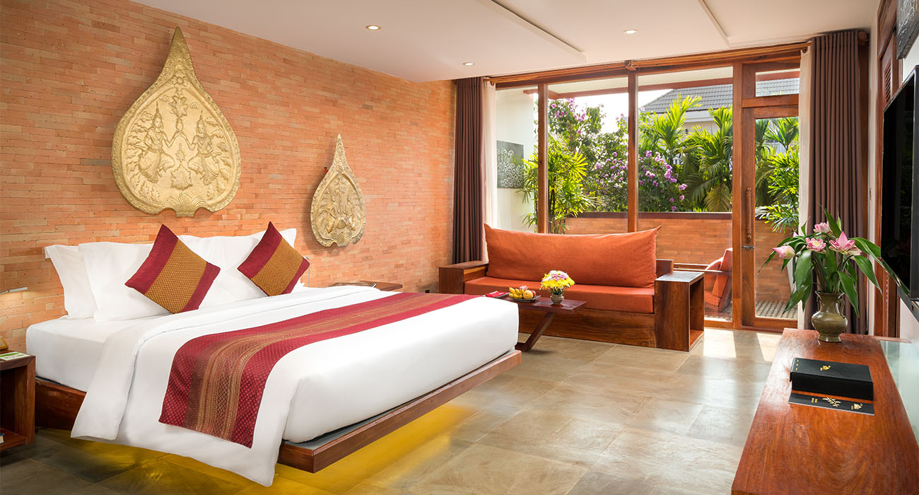 Golden Temple Residence – Luxury Siem Reap Suite Hotel