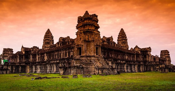 Angkor Wat tours at our Siem Reap accommodation