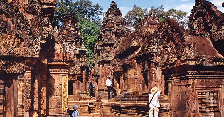 emple tours available at our Cambodia resort