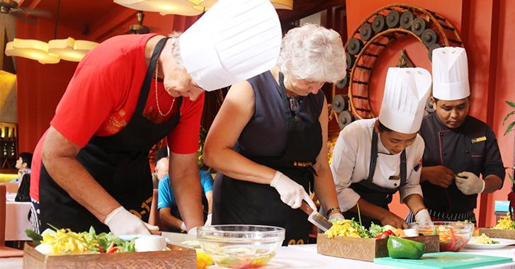 Golden Temple Residence Siem Reap Restaurant